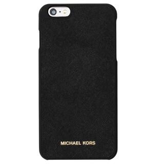 MICHAEL Michael Kors Letters iPhone 6+ Case - Black