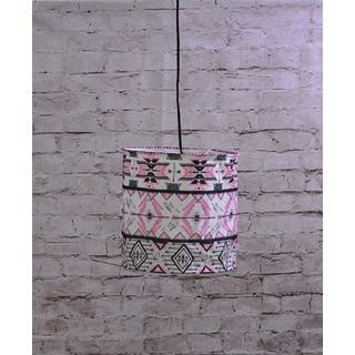 Hanging Lamp Shades (Option: Pink)|https://ak1.ostkcdn.com/images/products/13261345/P19973631.jpg?impolicy=medium