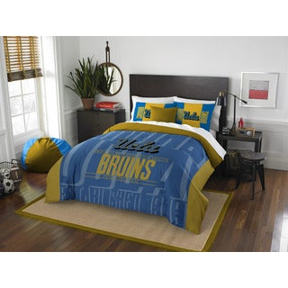 The Northwest Company COL 849 UCLA Modern Take Full/Queen 3-piece Comforter Set
