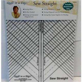 Quilt in a Day Sew Straight Ruler