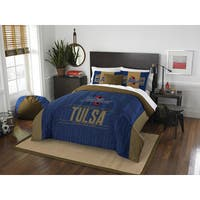 The Northwest Company COL 849 Tulsa Modern Take Full/Queen 3-piece Comforter Set