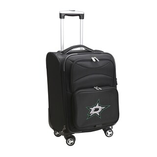 Denco Dellas Stars 20-inch 8-wheel Carry-on Spinner Suitcase