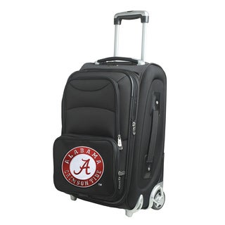 Denco Alabama Carry-on 21-inch 8-wheel Spinner Suitcase