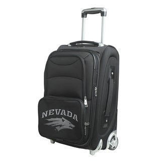 Denco Nevada 21-inch Carry-on 8-wheel Spinner Suitcase
