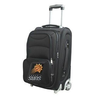 Denco Phoenix Suns 21-inch Carry On 8-wheel Spinner Suitcase
