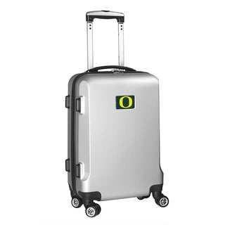 Denco Sports Oregon 20-inch Hardside Carry-on 8-wheel Spinner Suitcase