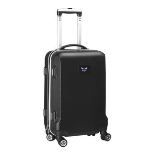 Denco Sports Charlotte Hornets 20-inch Hardside Carry-on 8-wheel Spinner Suitcase