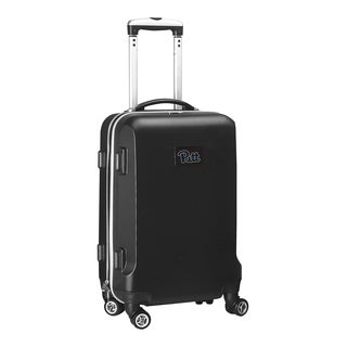 Denco Sports Pittsburgh 20-inch Hardside Carry-on 8-wheel Spinner Suitcase