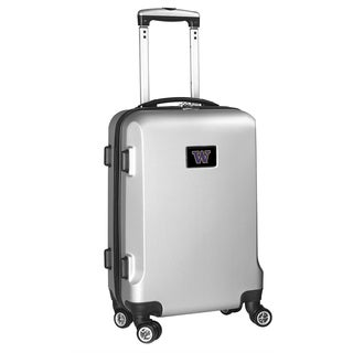 Denco Sports Washington 20-inch Hardside Carry-on 8-wheel Spinner Suitcase