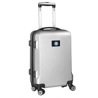 Denco Sports Philadelphia 76ers 20-inch Hardside Carry On 8-wheel Spinner Suitcase