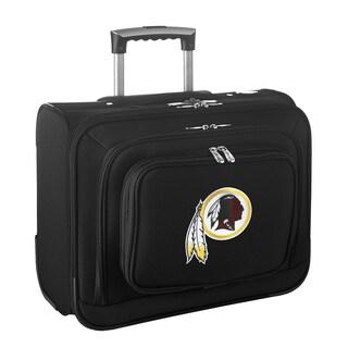 Denco Washington Redskins 14-inch Rolling Travel Business Tote Bag