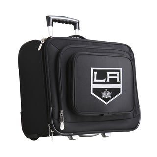 Denco Los Angeles Kings 14-inch Rolling Business Travel Tote Bag