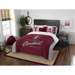 The Northwest Co COL 849 Stanford Modern Take Full/Queen 3-piece Comforter Set