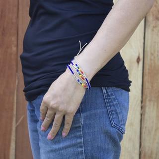 Chakra Crystal Healing Bracelet