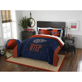 The Northwest Company COL 849 Texas El Paso Modern Take Full/Queen 3-piece Comforter Set