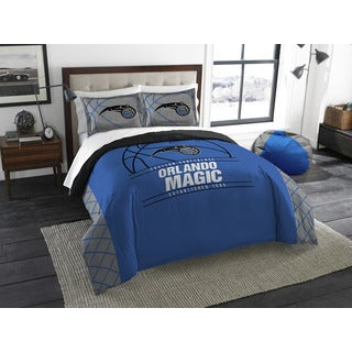 The Northwest Company NBA Orlando Magic Reverse Slam Full/Queen 3-piece Comforter Set
