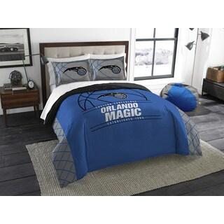 The Northwest Co NBA Orlando Magic Reverse Slam Full/Queen 3-piece Comforter Set