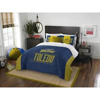 The Northwest Company COL 849 Toldeo Modern Take Full/Queen 3-piece Comforter Set