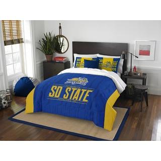 COL 849 South Dakota State Modern Take Full/Queen 3-piece Comforter Set
