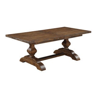 Emerald Chambers Bay Handscraped Pine Dinette Table