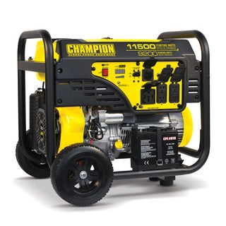 Champion Power Equipment 100110 9200W Portable Generator with Electric Start