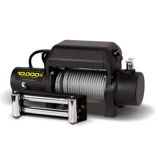 Champion 10000 lb. Truck/SUV Winch Kit (12-volt) DC motor