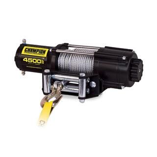 Champion Power Equipment 14560 4500-pound ATV/UTV Wireless Winch Kit (12V DC)