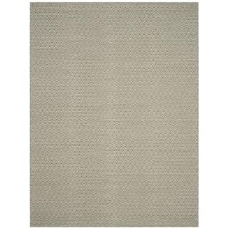Safavieh Handmade Flatweave Montauk Eliina Casual Cotton Rug (5 x 8 - Ivory/Green)