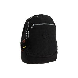 Kipling Challenger II Black Nylon Small Backpack