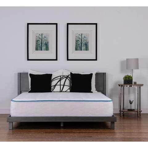 NuForm Cool Response 10-Inch Foam Mattress