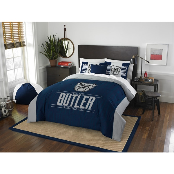 The Northwest Co COL 849 Butler Modern Take Full/Queen 3-piece Comforter Set