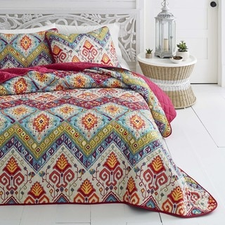 Link to Azalea Skye Moroccan Nights Quilt Set Similar Items in Quilts & Coverlets