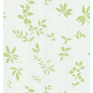 Brewster Green Fern Wallpaper