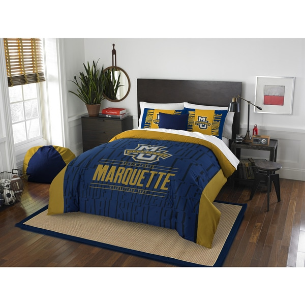 The Northwest Company COL 849 Marquette Modern Take Full/Queen 3-piece Comforter Set