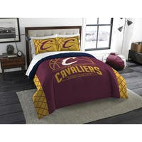 The Northwest Company NBA Cleveland Cavaliers Reverse Slam Full/Queen 3-piece Comforter Set
