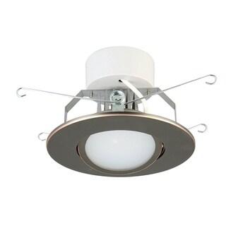 Lithonia Lighting 5G1ORB LED 30K 90CRI M6 Oil-rubbed Bronze 5-inch 3000K LED Gimbal Module