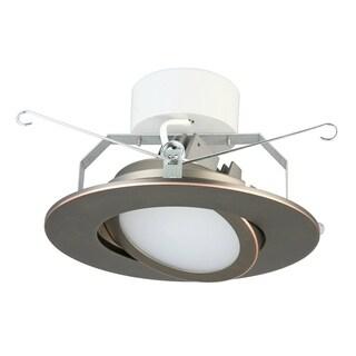 Lithonia Lighting 6G1ORB LED 30K 90CRI M6 Oil-rubbed Bronze 6-inch 3000K LED Gimbal Module