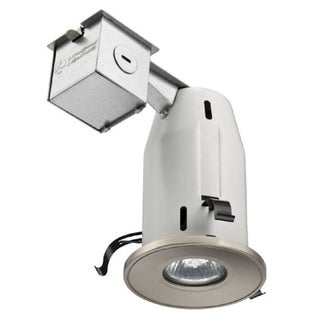 Lithonia Lighting LK3GBN M6 GU10 Brushed Nickel 3-inch Recessed Gimbal Kit
