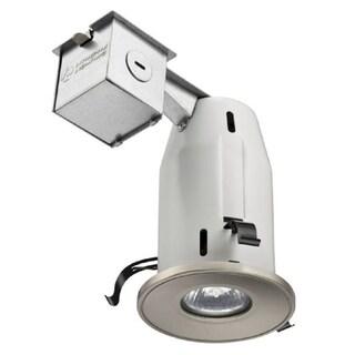 Lithonia Lighting LK3GBN M6 GU10 Brushed Nickel 3-inch Recessed Gimbal Kit