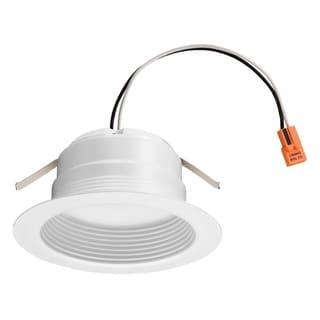Lithonia Lighting 4BEMW LED 40K M6 Matte White 4-inch 4,000K Recessed Baffle LED Module