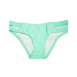 Mint Green Lycra Swimsuit Bottom