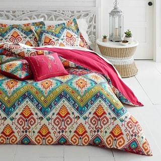 Azalea Skye Moroccan Nights Duvet Cover Set (As Is Item)