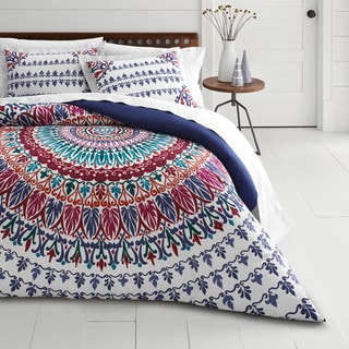 Azalea Skye Hanna Medallion Duvet Cover Set