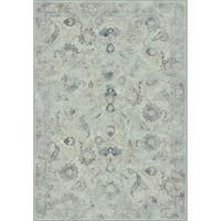 Safavieh Vintage Oriental Light Blue Distressed Silky Viscose Rug - 3' x 5'