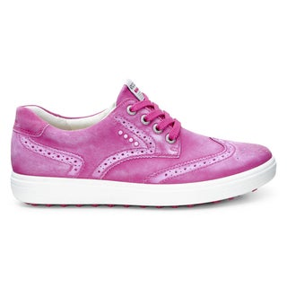 ECCO Casual Hybrid 2 Golf Shoes Ladies Candy