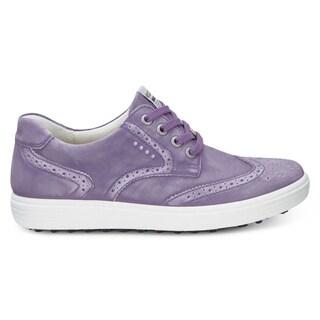 ECCO Casual Hybrid 2 Golf Shoes Ladies Grape