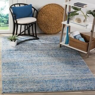Safavieh Adirondack Modern Blue/ Silver Rug (6' x 9')