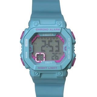 Dakota Kids and Teens Plastic and Stainless Steel Midsize Fun Color Digital Watch|https://ak1.ostkcdn.com/images/products/13266814/P19978562.jpg?_ostk_perf_=percv&impolicy=medium