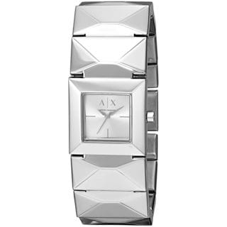 Armani Exchange Women's AX4289 'Street' Stainless Steel Watch