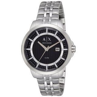 Armani Exchange Men's AX2260 'Smart' Stainless Steel Watch